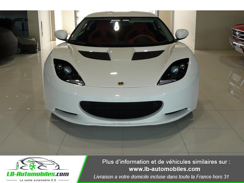 Lotus Evora 3.5 V6 280 2+2 Blanc occasion à Beaupuy - photo n°11