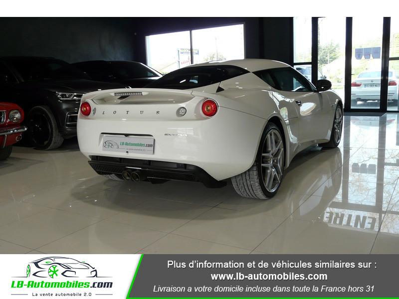 Lotus Evora 3.5 V6 280 2+2 Blanc occasion à Beaupuy - photo n°3
