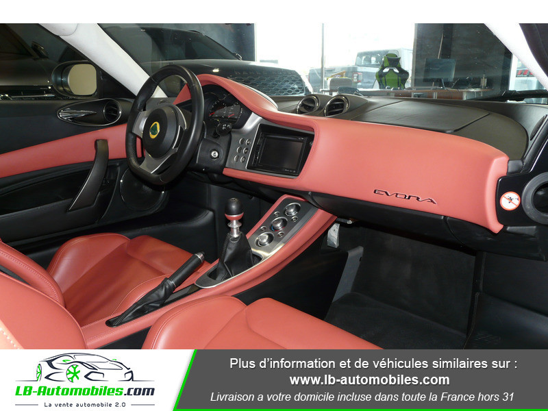 Lotus Evora 3.5 V6 280 2+2 Blanc occasion à Beaupuy - photo n°7