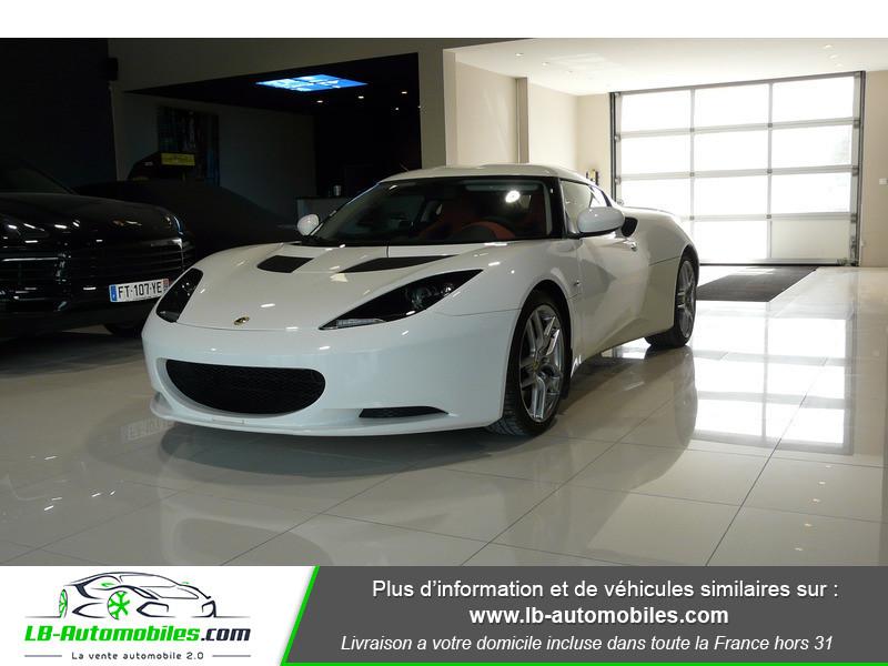 Lotus Evora 3.5 V6 280 2+2 Blanc occasion à Beaupuy