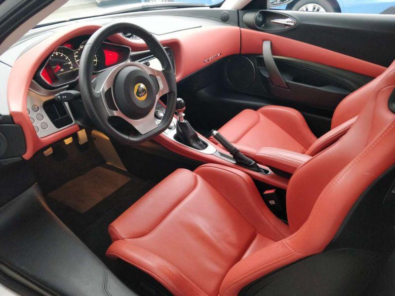 Lotus Evora 3.5 V6 S 2+2 280 ch Blanc occasion à BEAUPUY - photo n°2