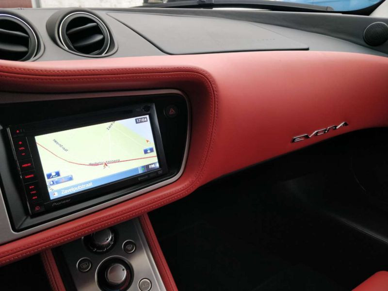 Lotus Evora 3.5 V6 S 2+2 280 ch Blanc occasion à BEAUPUY - photo n°8
