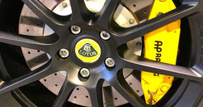 Lotus Evora GT 410 Sport Vert occasion à Saint Etienne - photo n°4
