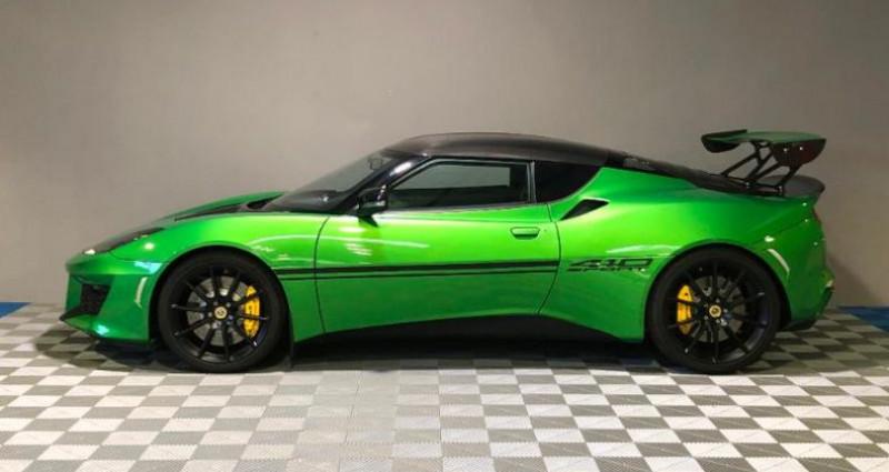 Lotus Evora GT 410 Sport Vert occasion à Saint Etienne - photo n°2
