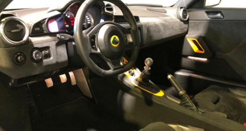Lotus Evora GT 410 Sport Vert occasion à Saint Etienne - photo n°5