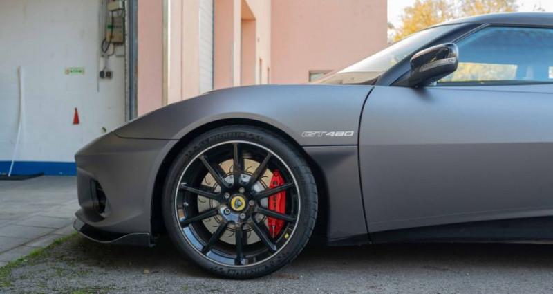 Lotus Evora GT430 Rouge occasion à Hesperange - photo n°7