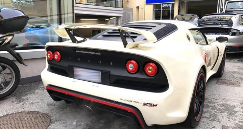 Lotus Exige 350 S BA Blanc occasion à MONACO - photo n°4