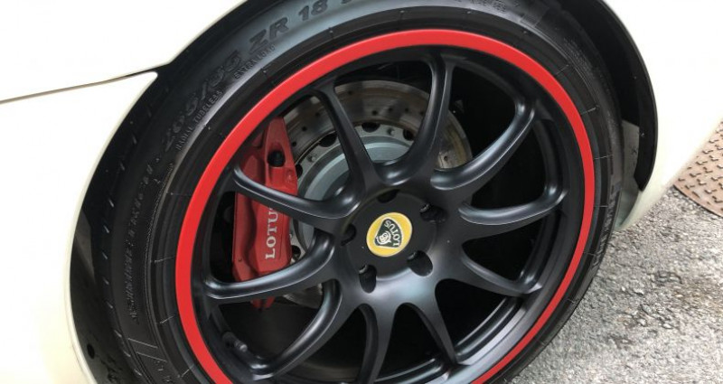 Lotus Exige 350 S BA Blanc occasion à MONACO - photo n°7