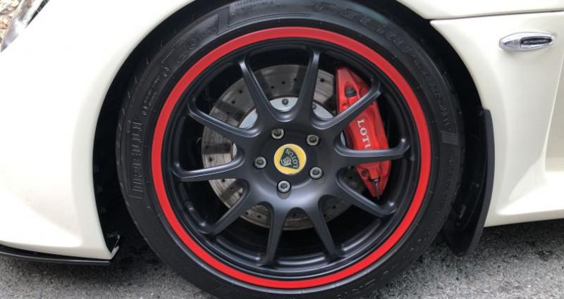 Lotus Exige 350 S BA Blanc occasion à MONACO - photo n°6