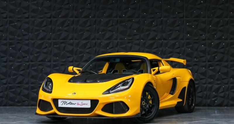 Lotus Exige 410 SPORT 20TH ANNIVERSARY Jaune occasion à CHAVILLE