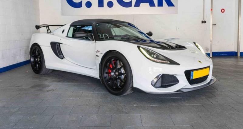 Lotus Exige SPORT 410 Blanc occasion à Hesperange