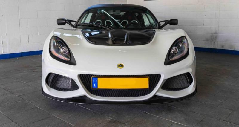 Lotus Exige SPORT 410 Blanc occasion à Hesperange - photo n°3
