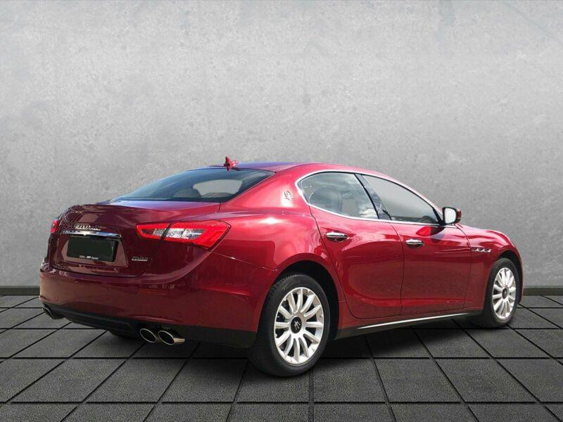 Maserati Ghibli 3.0 V6 275 D Rouge occasion à BEAUPUY - photo n°7