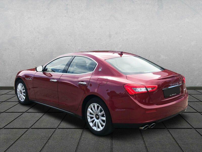 Maserati Ghibli 3.0 V6 275 D Rouge occasion à BEAUPUY - photo n°3