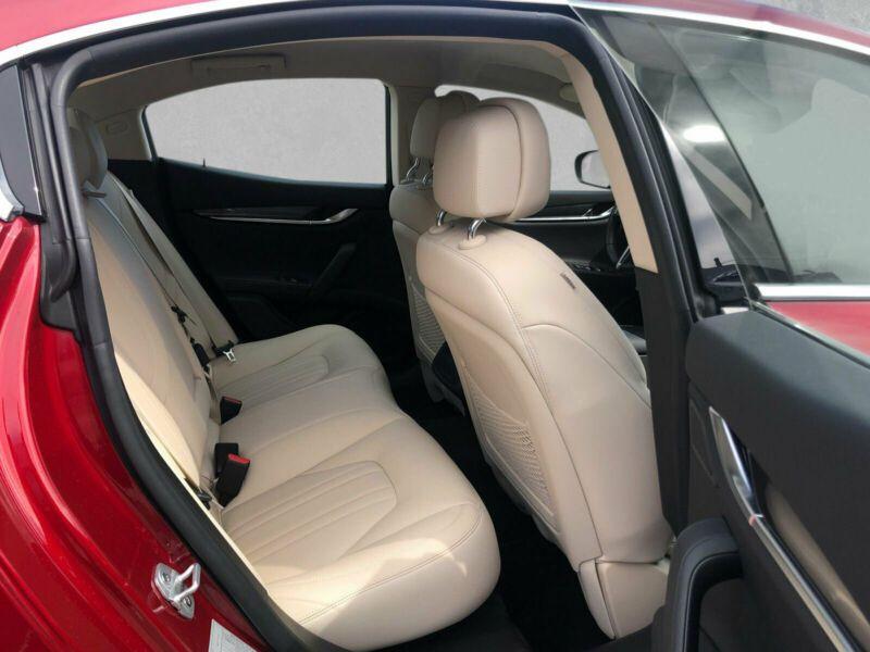 Maserati Ghibli 3.0 V6 275 D Rouge occasion à BEAUPUY - photo n°5