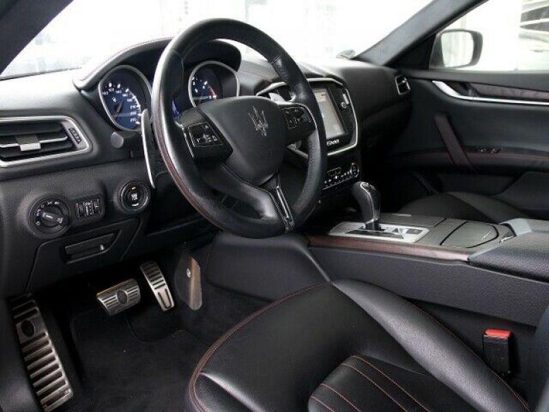 Maserati Ghibli 3.0 V6 275 D Noir occasion à BEAUPUY - photo n°4