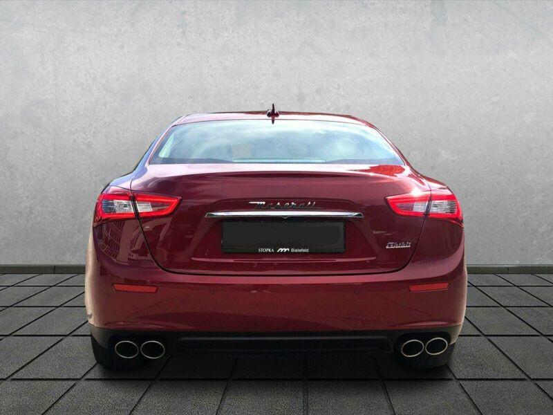 Maserati Ghibli 3.0 V6 275 D Rouge occasion à BEAUPUY - photo n°8