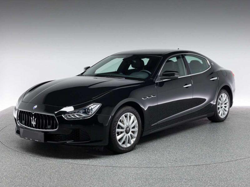 Maserati Ghibli 3.0 V6 275 D Noir occasion à BEAUPUY