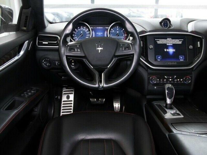 Maserati Ghibli 3.0 V6 275 D Noir occasion à BEAUPUY - photo n°2