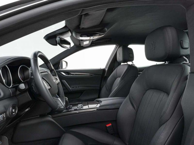 Maserati Ghibli 3.0 V6 275 D Noir occasion à BEAUPUY - photo n°7