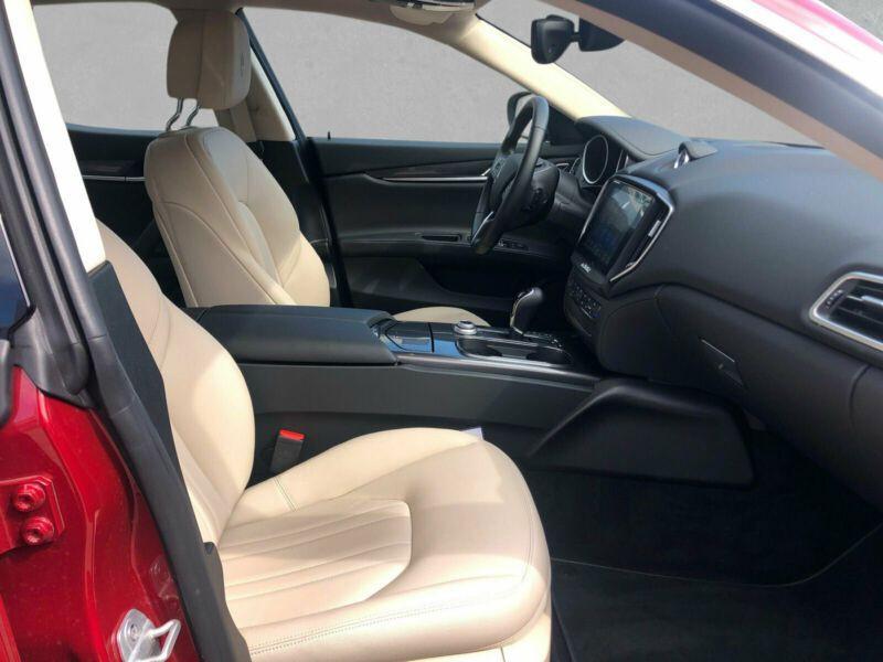 Maserati Ghibli 3.0 V6 275 D Rouge occasion à BEAUPUY - photo n°4