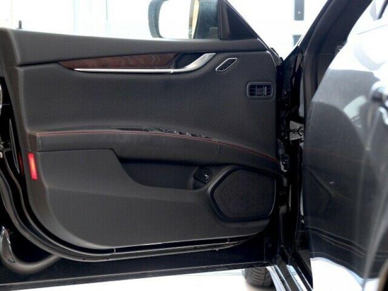 Maserati Ghibli 3.0 V6 275 D Noir occasion à BEAUPUY - photo n°8