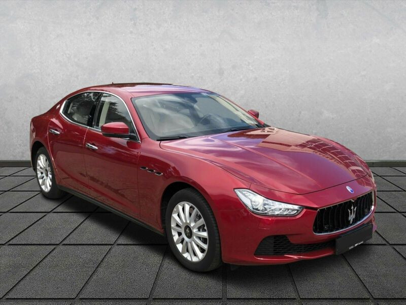 Maserati Ghibli 3.0 V6 275 D Rouge occasion à BEAUPUY