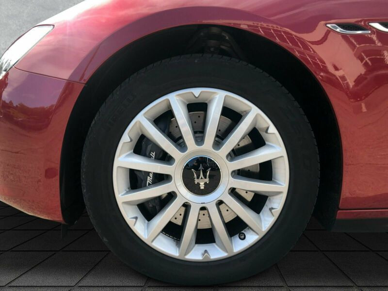 Maserati Ghibli 3.0 V6 275 D Rouge occasion à BEAUPUY - photo n°9