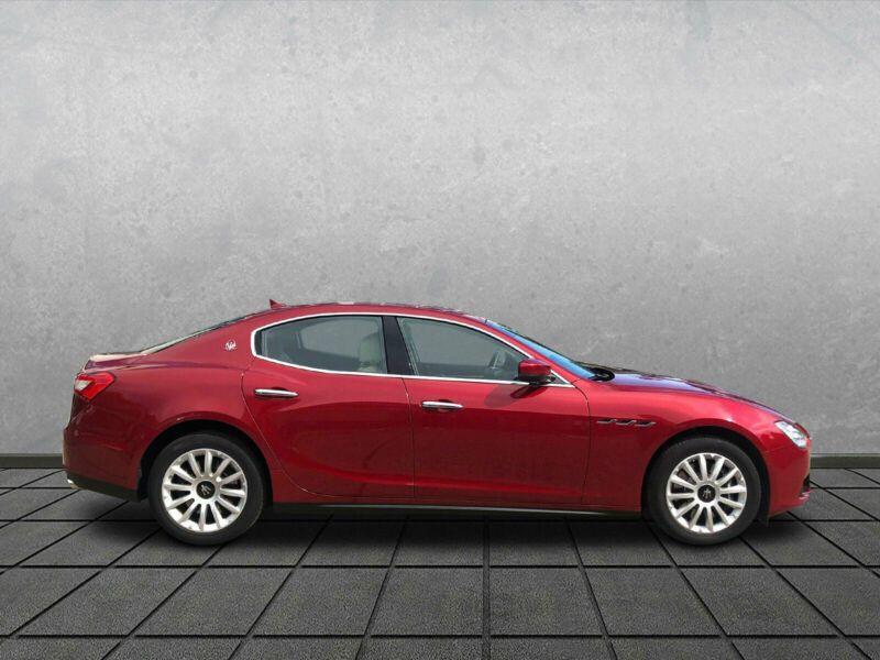 Maserati Ghibli 3.0 V6 275 D Rouge occasion à BEAUPUY - photo n°6