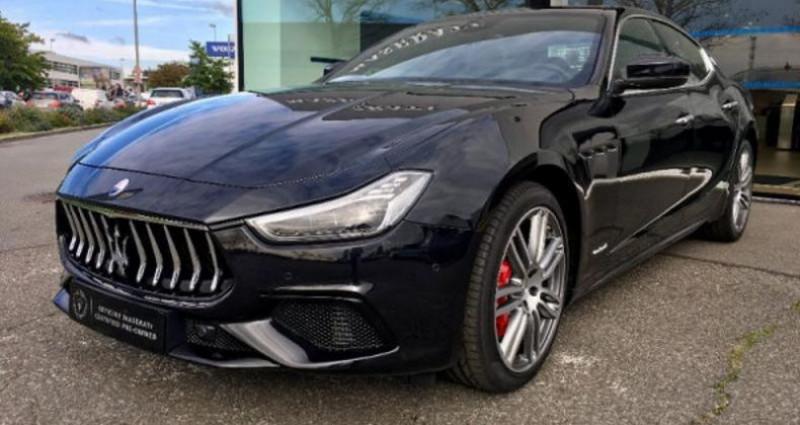 Maserati Ghibli 3.0 V6 275ch Diesel GrandSport Noir occasion à Orléans