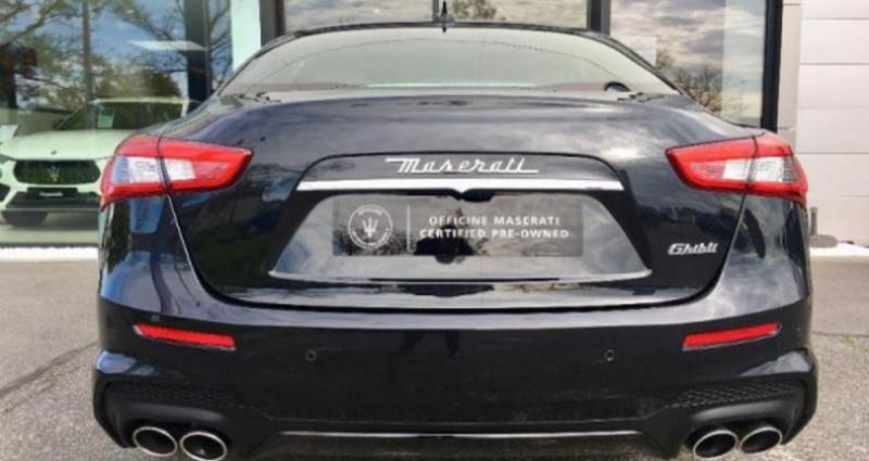 Maserati Ghibli 3.0 V6 275ch Diesel GrandSport Noir occasion à Orléans - photo n°6
