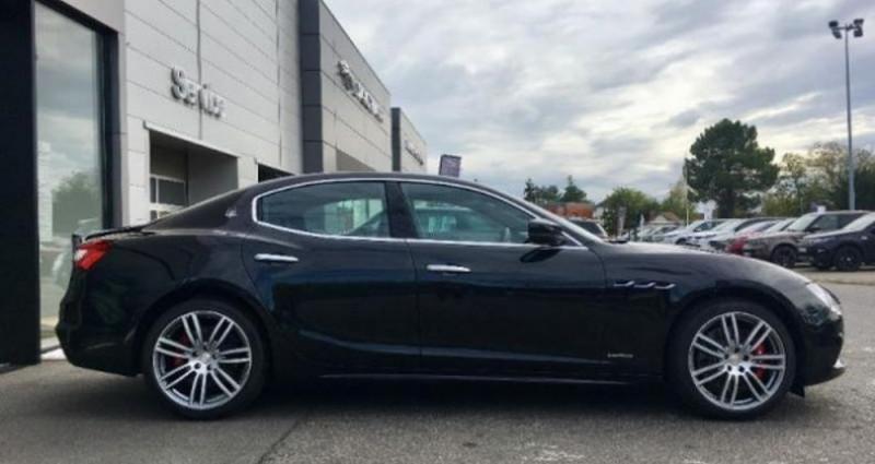 Maserati Ghibli 3.0 V6 275ch Diesel GrandSport Noir occasion à Orléans - photo n°5