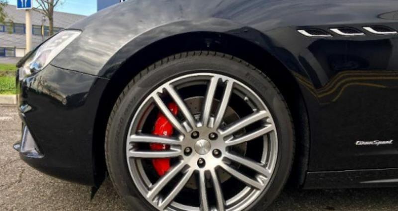 Maserati Ghibli 3.0 V6 275ch Diesel GrandSport Noir occasion à Orléans - photo n°2