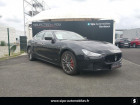 Maserati Ghibli 3.0 V6 275ch Diesel GrandSport Noir à Mérignac 33