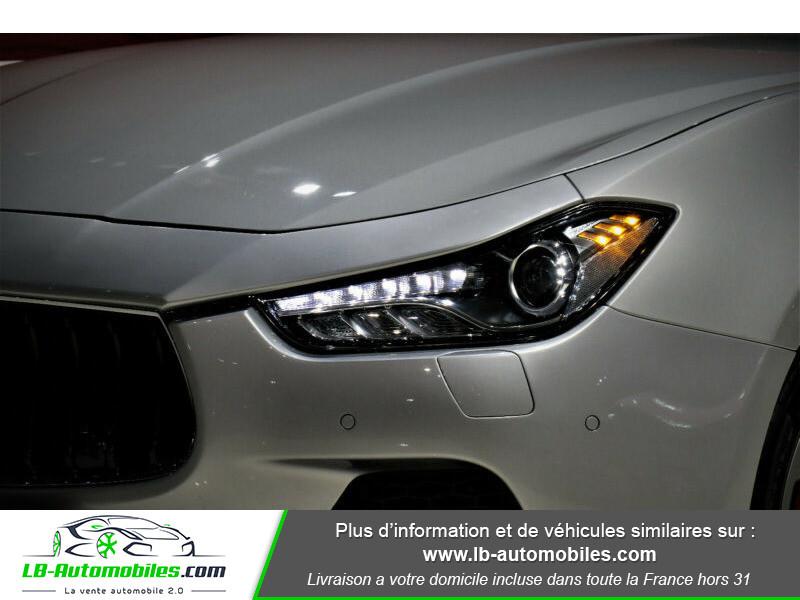 Maserati Ghibli 3.0 V6 410 S / A Gris occasion à Beaupuy - photo n°13