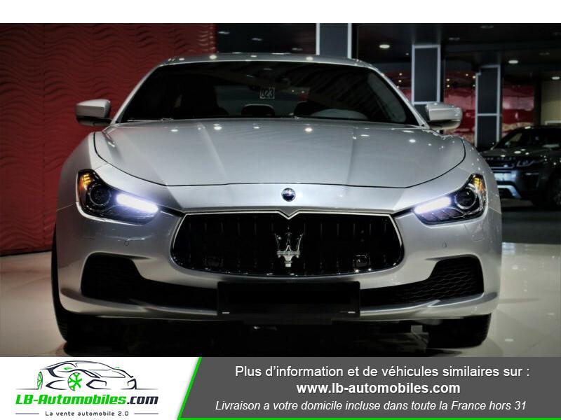 Maserati Ghibli 3.0 V6 410 S / A Gris occasion à Beaupuy - photo n°11