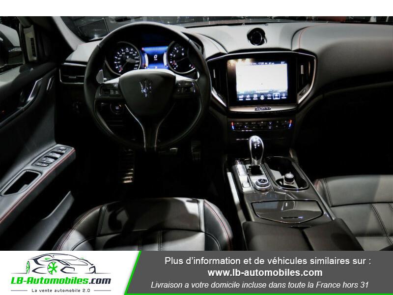 Maserati Ghibli 3.0 V6 410 S / A Gris occasion à Beaupuy - photo n°2