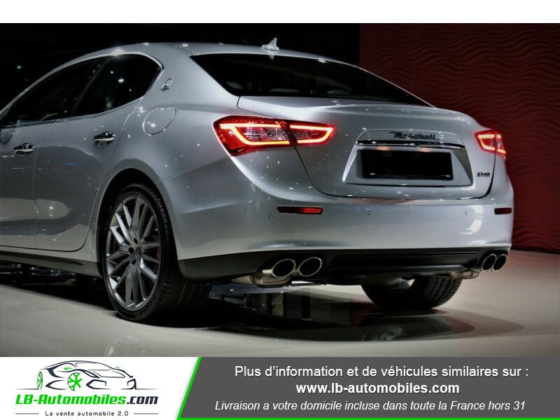 Maserati Ghibli 3.0 V6 410 S / A Gris occasion à Beaupuy - photo n°14