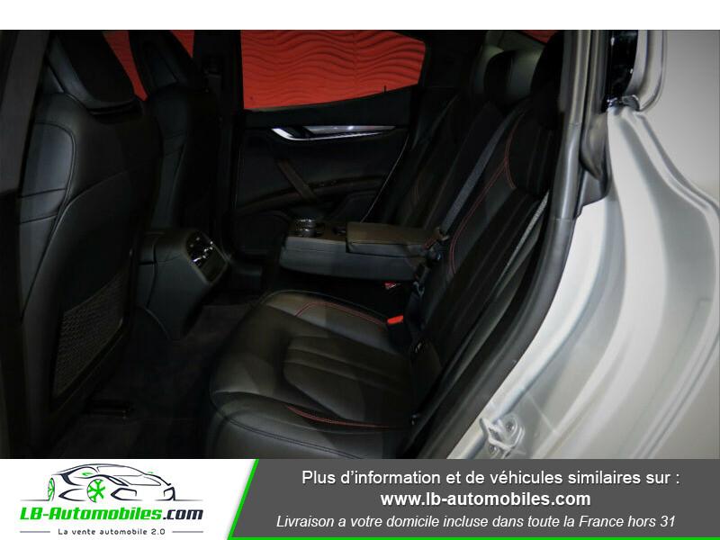 Maserati Ghibli 3.0 V6 410 S / A Gris occasion à Beaupuy - photo n°6