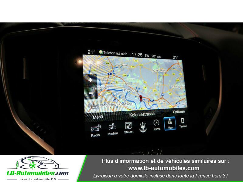 Maserati Ghibli 3.0 V6 410 S / A Gris occasion à Beaupuy - photo n°8