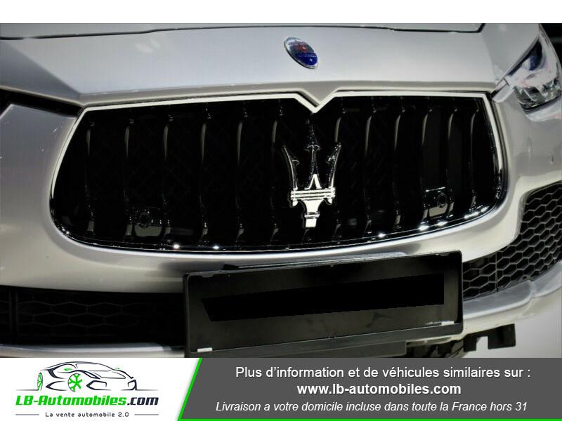 Maserati Ghibli 3.0 V6 410 S / A Gris occasion à Beaupuy - photo n°18