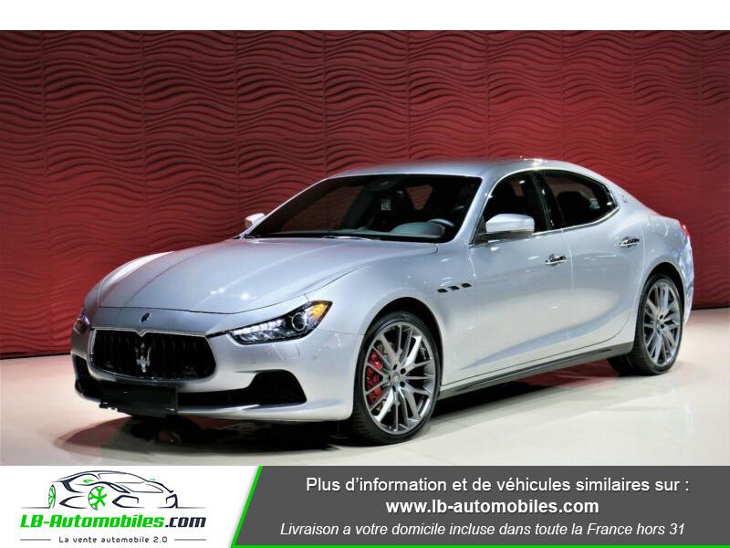 Maserati Ghibli 3.0 V6 410 S / A Gris occasion à Beaupuy
