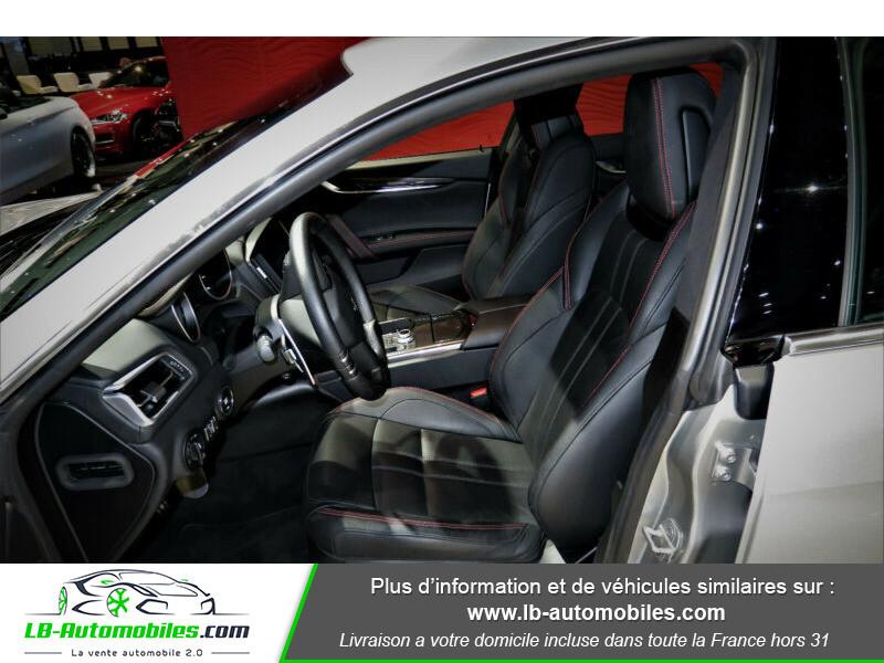 Maserati Ghibli 3.0 V6 410 S / A Gris occasion à Beaupuy - photo n°4