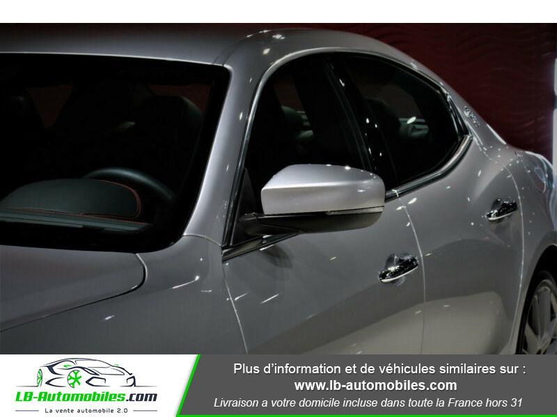 Maserati Ghibli 3.0 V6 410 S / A Gris occasion à Beaupuy - photo n°19