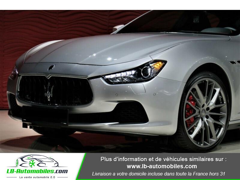 Maserati Ghibli 3.0 V6 410 S / A Gris occasion à Beaupuy - photo n°12