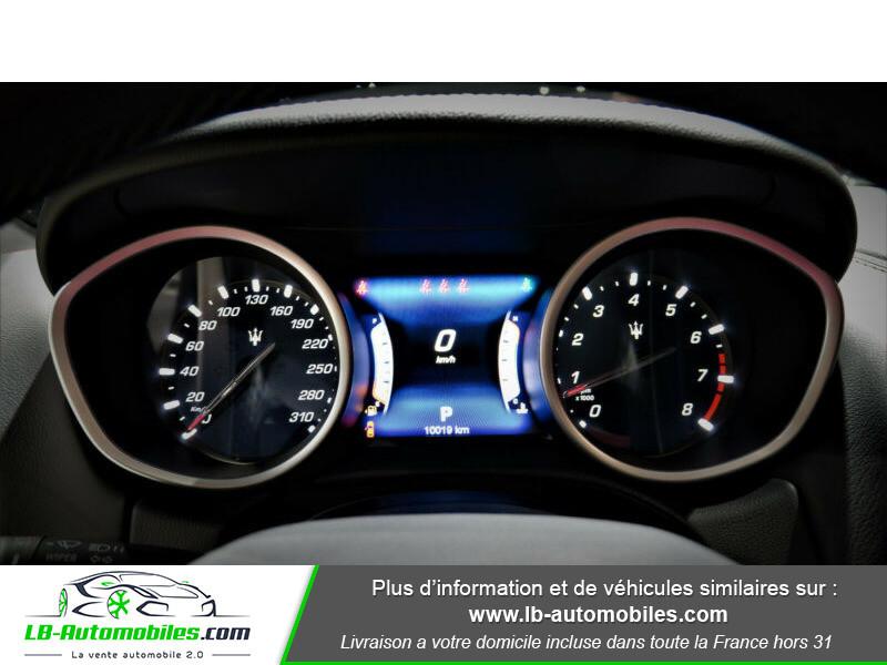 Maserati Ghibli 3.0 V6 410 S / A Gris occasion à Beaupuy - photo n°5
