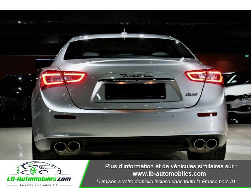 Maserati Ghibli 3.0 V6 410 S / A Gris occasion à Beaupuy - photo n°16