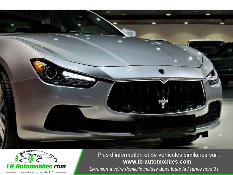Maserati Ghibli 3.0 V6 410 S / A Gris occasion à Beaupuy - photo n°17