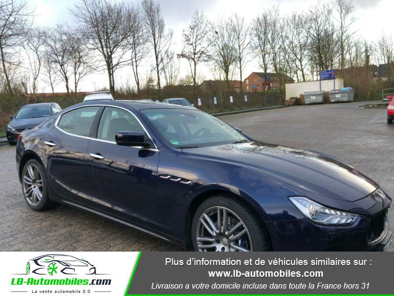 Maserati Ghibli 3.0 V6 410 S Q4 / A Bleu occasion à Beaupuy