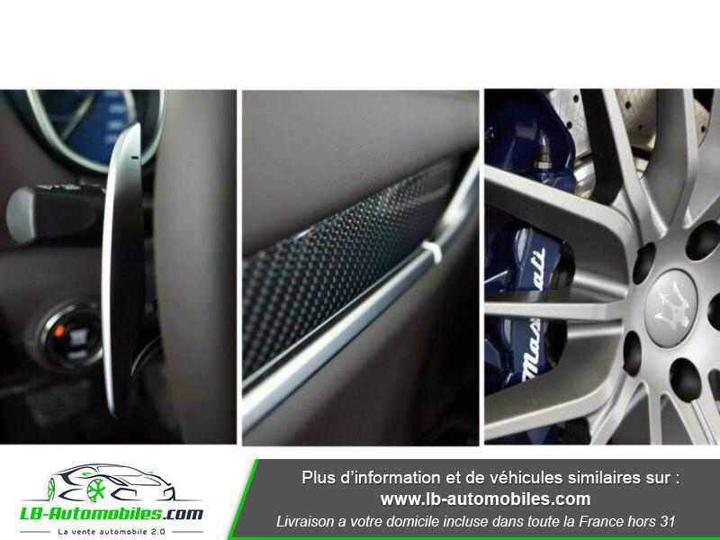 Maserati Ghibli 3.0 V6 410 S Q4 / A Bleu occasion à Beaupuy - photo n°4